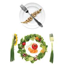 ¿Invitados vegetarianos, celiacos, diabéticos?