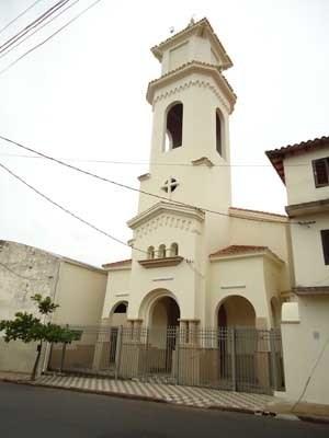 Parroquia San Roque González