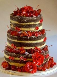 Naked Cake - Pederzani