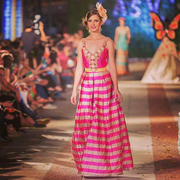 30 Vestidos de diseñadoras paraguayas para ir de invitada a una Boda | El Gran Día