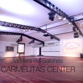 Estrenamos la serie de videos Vidriera de Salones con Carmelitas Center