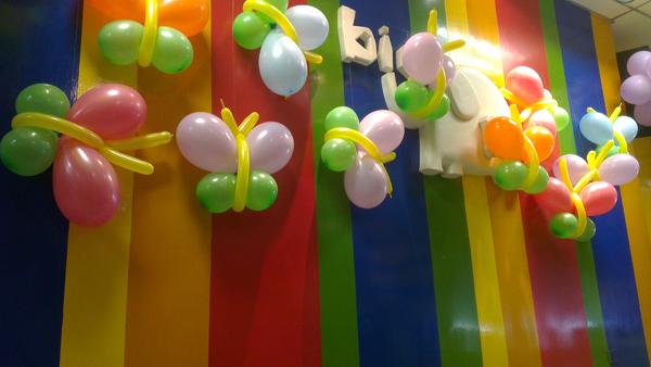 Party Sol Decoraciones con Globos El Gran Da