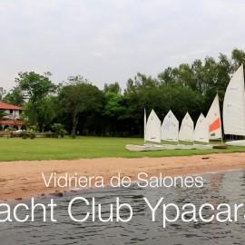 Yacht Club Ypacaraí ya está en Vidriera de Salones
