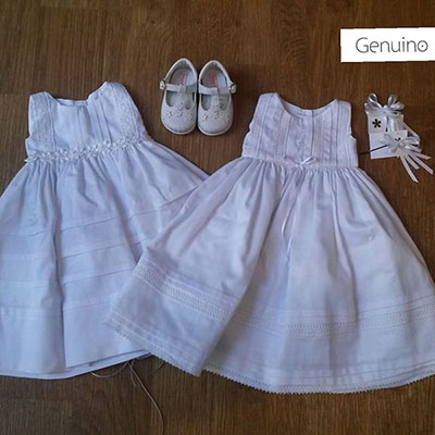 Vestidos de cortejo en Asunción - Genuino | El Gran Día