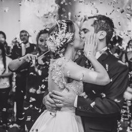Jennifer Snaider y Christian Daher unieron sus vidas en matrimonio