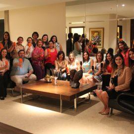 El Crowne Plaza Asunción ofreció Cocktail a miembros de la APWEP