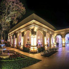 La Riviere: El salón que enamora con su estilo neoclásico vanguardista