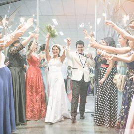 Majo Galilea y Juanma Ravetti se casaron el día que cumplieron 7 años de noviazgo