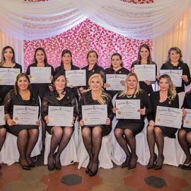 Nuevos Especialistas en Bodas recibieron certificación internacional