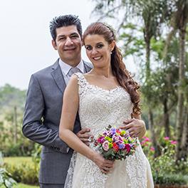 La boda de Noha y Fernando: Una mezcla armoniosa de culturas en Piribebuy