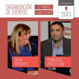 Referentes latinoamericanos en organización de eventos darán seminario en Paraguay
