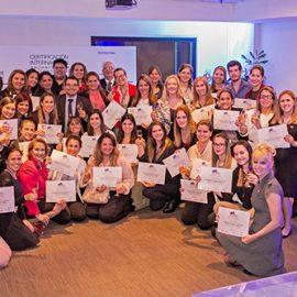 Más de 50 nuevos egresados con Certificación Internacional en Organización de Congresos y Eventos