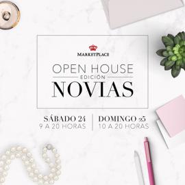 Se viene el Open House edición NOVIAS de Marketplace