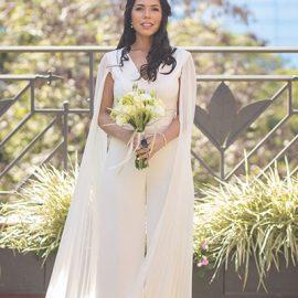 La novia paraguaya que se casó con los pantalones bien puestos