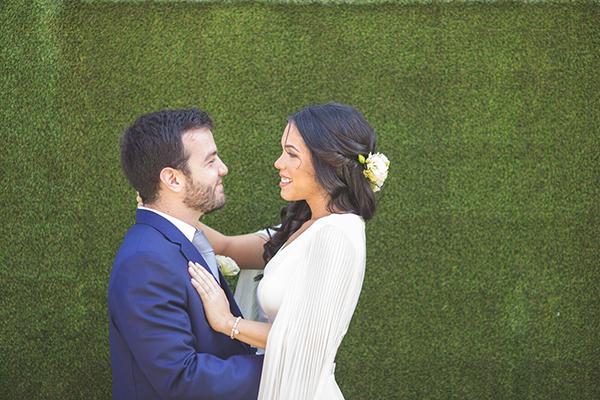 La novia paraguaya que se casó con los pantalones bien puestos | elgrandia