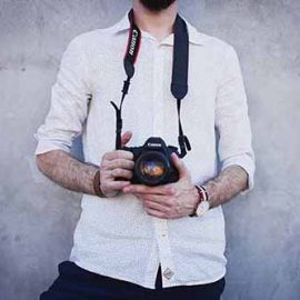 Charla sobre fotografía de bodas y eventos