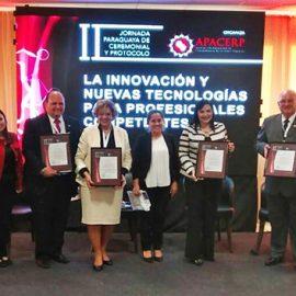 Así fue la II Jornada Paraguaya de Ceremonial y Protocolo