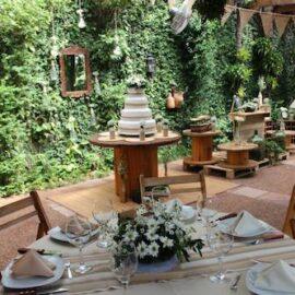 Eventos al aire libre: Rusticana Jardín, un espacio abierto ideal para bodas y eventos especiales