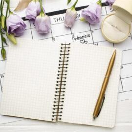 Cómo empezar a organizar una boda: Los 4 puntos claves para que sea un éxito